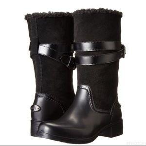 ⭐️ Coach Zane Waterproof Women's Boots Sz. 7 ⭐️